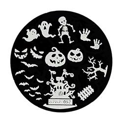 Stamping Halloween