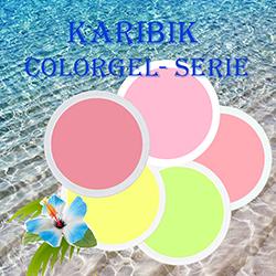 Karibik - Colorgel Serie