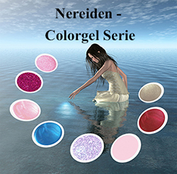 Nereiden- Color Gel Serie