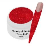 UV Farbgel *Grace Red* - 5ml - #PI12