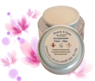 MASTER Acryl Pulver 25g - CLEAR