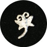 Inlay - Libelle *NF063 - Silber