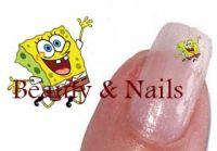 Sticker - Sponge Bob  #LM19