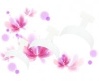 100 Farb-French Spitzen mit Tipbox- Weiß