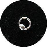 Piercing Ring *4mm* - Sterlingsilver925 -NP066