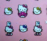Cartoon Sticker - Glitter Sticker #K322