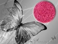 Funkelnder Glitzerstaub  Rosy Ball #8