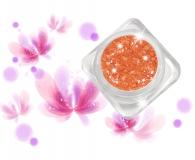 Perlmutt Shelly 3g - *Apricot* #136