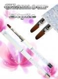 Glamour Style Gel-Pinsel Gr.6 - Katzenzunge