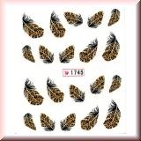 Sticker Feder - #1745