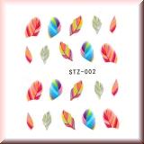 Sticker Feder - #stz002