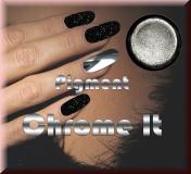 Chrom It Pigment *Violett - Chrom/Spiegel Effekt
