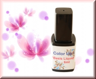 Color Up! *Basis Liquid*- aus Nagellack wird Gel/Gelpolish
