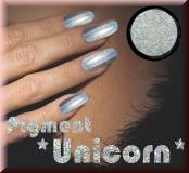 Unicorn Holographic Pigment/Powder Chrom/Spiegel Effekt - 0,5 Gramm - Probiergröße