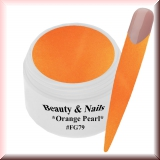 UV Farbgel *Orange Pearl* - 5ml - #FA79