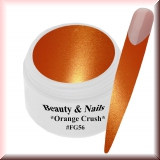 UV Farbgel *Orange Crush* - 5ml - #FG56