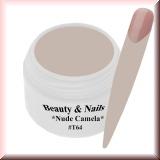 UV Farbgel *Nude Camela* - 5ml - #T64
