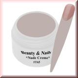 UV Farbgel *Nude Creme* - 5ml - #T65