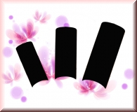 100 French Tips Mystic Black von Codi mit Tipbox