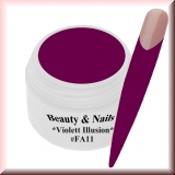 UV Farbgel *Violet Illusion* - 5ml - #FA11