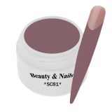 UV Farbgel *Browny* #P17 - 5ml