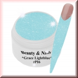 UV Farbgel *Grace Light Blue* - 5ml - #PI4