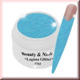 UV Farbgel *Laguna Glitter* - 5ml - #764
