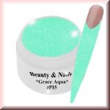 UV Farbgel *Grace Aqua* - 5ml - #PI5
