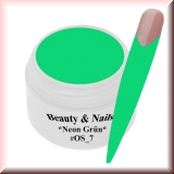 UV Paint On Gel *Neon Grün* - 5ml #OS_7