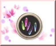 Straßsteinchen *Stilettoform* - multicolor