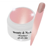 UV Farbgel *Peaches* - 4,37ml - #PSN281