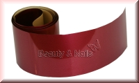 Nailart Folie Dark Wine #23 - 1,5m