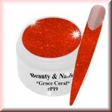 UV Farbgel *Grace Coral* - 5ml - #PI9
