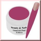 UV Farbgel *Imperial Pink*- 5ml -#CR111