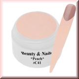 UV Farbgel *Peach* - 5ml - #C41