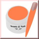 Vibrant Color Gel  5ml #SC25 - ohne Schwitzschicht
