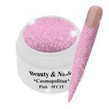 Cosmopolitan Glittergel - *Pink* - #15