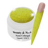 UV Farbgel *Neon Sandy* - 5ml - #NC3