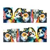 Sticker - La Catrina -#BN-181