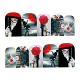 Sticker - La Catrina -#BN-382