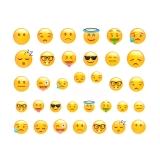 Sticker - Emojii -#STZ442