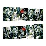 Sticker - La Catrina -#BN-186