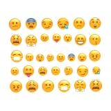 Sticker - Emojii -#STZ443
