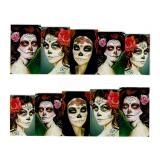 Sticker - La Catrina -#BN-184