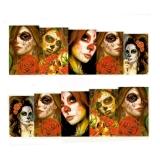 Sticker - La Catrina -#BN-182