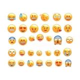 Sticker - Emojii -#STZ411