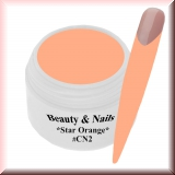 UV Farbgel *Star Orange* - 5ml - #CN2