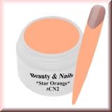 UV Farbgel *Star Orange* - 5ml - #CN2