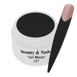 UV Farbgel *Jet Black* #37 - 5ml