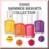 Essie - *Shimmer brights Collection (4 x 5ml)